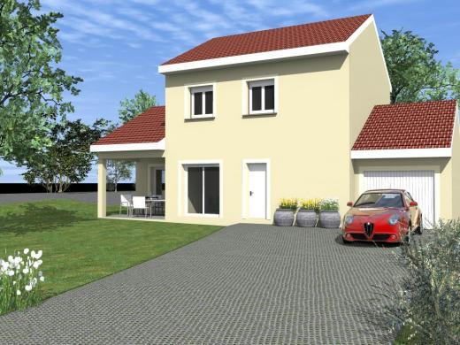 Maison à vendre .(80 m²)(CARNOULES) avec (MAISON IDEALE 83)