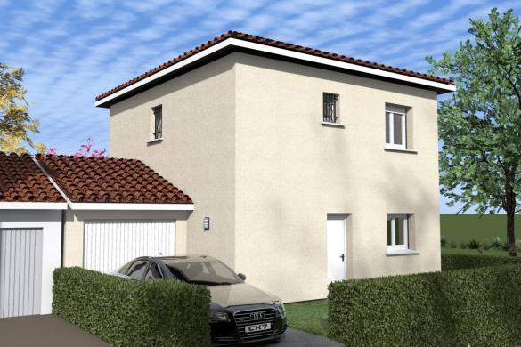 Maison à vendre .(100 m²)(CARNOULES) avec (MAISON IDEALE 83)