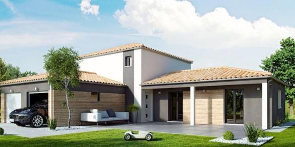 Maison à vendre .(115 m²)(LE CASTELLET) avec (MAISON IDEALE 83)