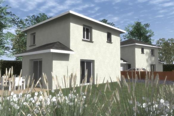 Maison à vendre .(90 m²)(LE CASTELLET) avec (Cr�illa 83)