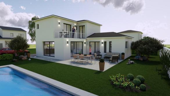 Maison à vendre .(90 m²)(GREASQUE) avec (TRADICONFORT 13)