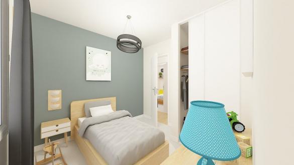 Maison+Terrain à vendre .(90 m²)(SAINTS) avec (MAISONS PHENIX)