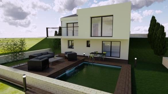 Maison+Terrain à vendre .(111 m²)(METZ) avec (Maison Familiale)