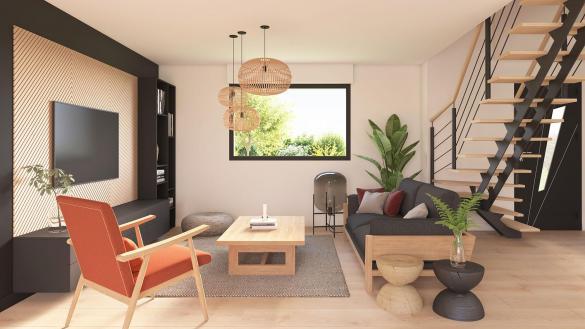 Maison+Terrain à vendre .(116 m²)(BEUVRY LA FORET) avec (Maison Castor Lezennes)