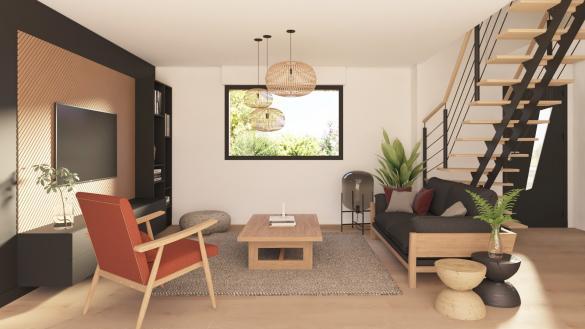 Maison+Terrain à vendre .(114 m²)(LESTREM) avec (Maison Castor Lezennes)