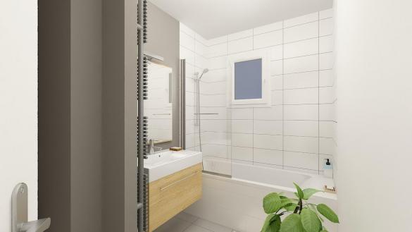 Maison+Terrain à vendre .(90 m²)(TILLOY LES MOFFLAINES) avec (MAISONS PHENIX GAVRELLE)