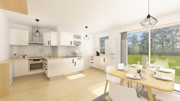 Maison+Terrain à vendre .(65 m²)(BAPAUME) avec (MAISONS PHENIX GAVRELLE)