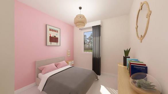 Maison+Terrain à vendre .(88 m²)(BAPAUME) avec (MAISONS PHENIX GAVRELLE)