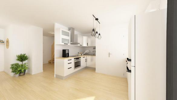 Maison+Terrain à vendre .(74 m²)(OPPY) avec (Maisons Phénix Gavrelle)