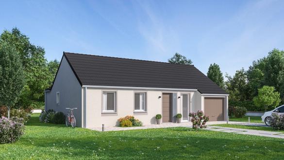 Maison+Terrain à vendre .(81 m²)(OPPY) avec (Maisons Phénix Gavrelle)
