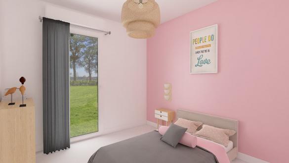 Maison+Terrain à vendre .(104 m²)(SAINS EN GOHELLE) avec (Maisons Phénix Gavrelle)