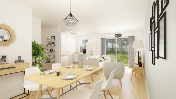 Maison+Terrain à vendre .(67 m²)(AIX NOULETTE) avec (Maisons Phénix Gavrelle)