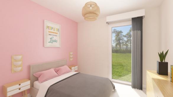 Maison+Terrain à vendre .(118 m²)(BRUAY LA BUISSIERE) avec (Maisons Phénix Gavrelle)