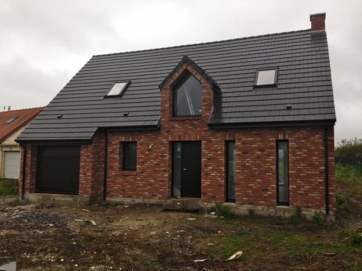 Maison+Terrain à vendre .(148 m²)(QUAROUBLE) avec (Maison Familiale-59121-PROUVY)