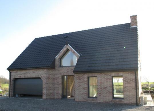 Maison+Terrain à vendre .(109 m²)(GOMMEGNIES) avec (Maison Familiale-59121-PROUVY)