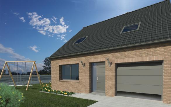Maison+Terrain à vendre .(98 m²)(COURRIERES) avec (Maison Familiale Mazingarbe)