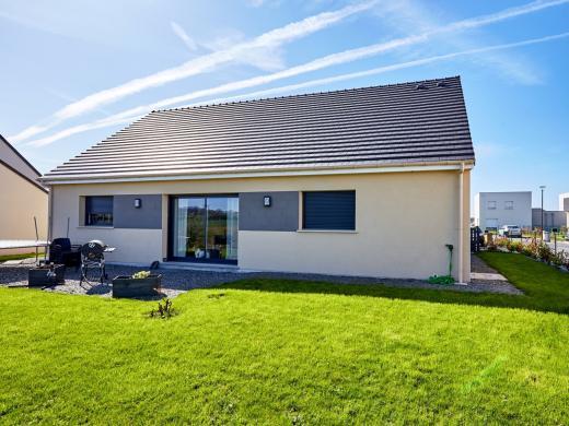 Maison+Terrain à vendre .(110 m²)(VERMELLES) avec (Maison Familiale Mazingarbe)