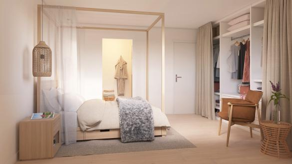 Maison+Terrain à vendre .(116 m²)(CAMBRIN) avec (Maison Castor Lens)