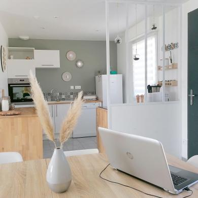 Maison+Terrain à vendre .(89 m²)(ATTIN) avec (Maisons Phénix Wizernes)