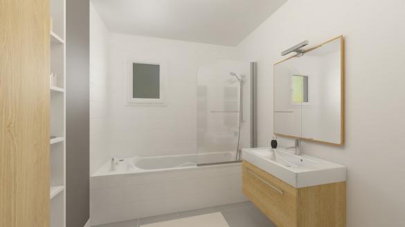 Maison+Terrain à vendre .(122 m²)(VOUZIERS) avec (Maisons Phénix Cormontreuil)