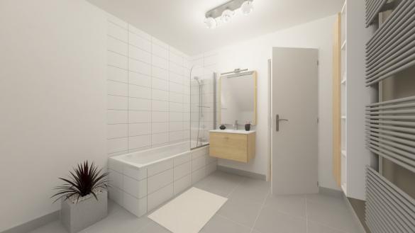 Maison+Terrain à vendre .(132 m²)(MEURCHIN) avec (Maisons Phénix Lezennes)
