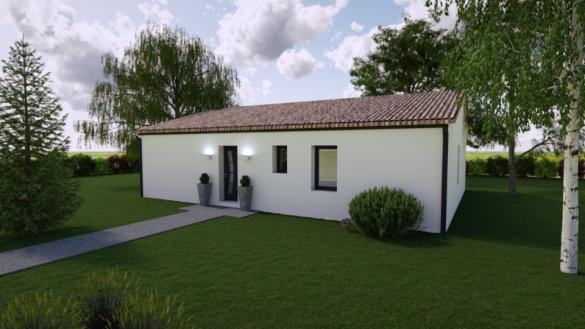 Maison+Terrain à vendre .(100 m²)(ARVERT) avec (BERMAX CONSTRUCTION)