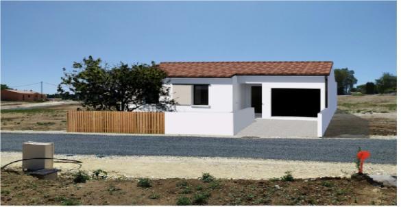 Maison+Terrain à vendre .(92 m²)(VAUX SUR MER) avec (BERMAX CONSTRUCTION)