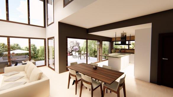 Maison+Terrain à vendre .(180 m²)(PIBRAC) avec (SAS VILLAS SUD CREATION)