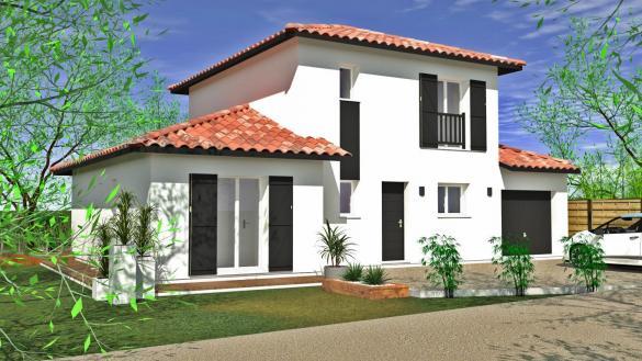 Maison à vendre .(120 m²)(BIARRITZ) avec (MAISONS CONFORECO)