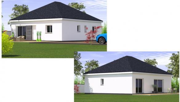 Maison à vendre .(87 m²)(ANDOINS) avec (MAISONS CONFORECO)