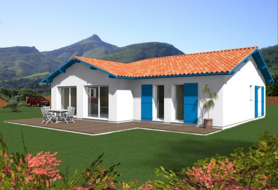 Maison à vendre .(92 m²)(URCUIT) avec (MAISONS CONFORECO)