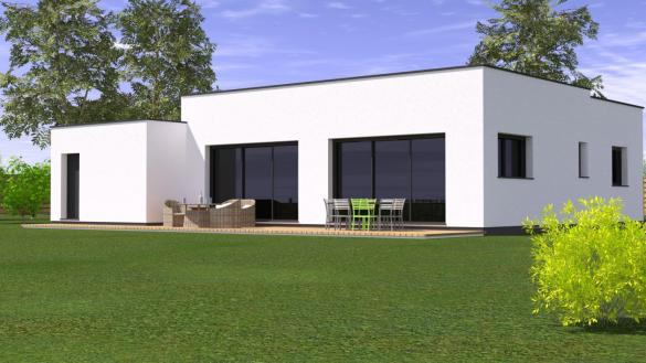Maison à vendre .(84 m²)(IDRON OUSSE SENDETS) avec (MAISONS CONFORECO)