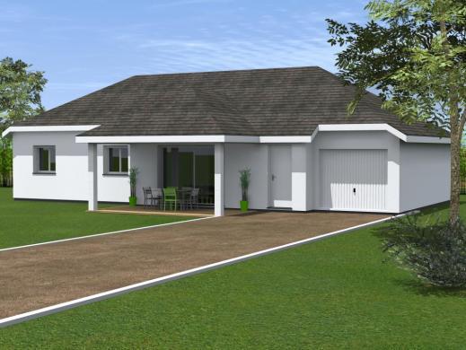 Maison à vendre .(93 m²)(NOUSTY) avec (MAISONS CONFORECO)