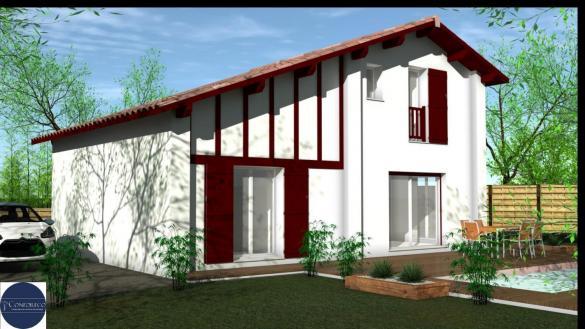 Maison à vendre .(97 m²)(VILLEFRANQUE) avec (MAISONS CONFORECO - AGENCE MONT DE MARSAN)