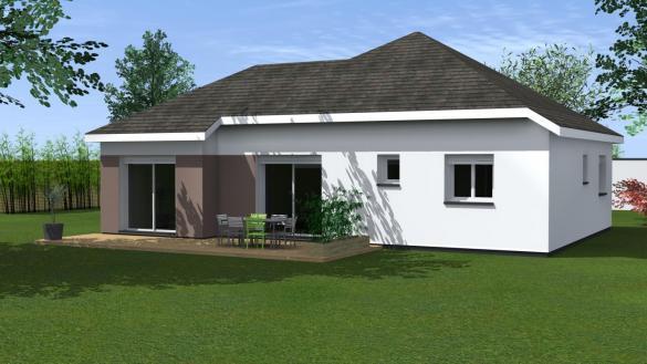 Maison à vendre .(84 m²)(ARESSY) avec (MAISONS CONFORECO)