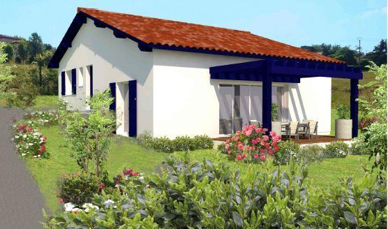 Maison à vendre .(90 m²)(VILLEFRANQUE) avec (MAISONS CONFORECO - AGENCE MONT DE MARSAN)