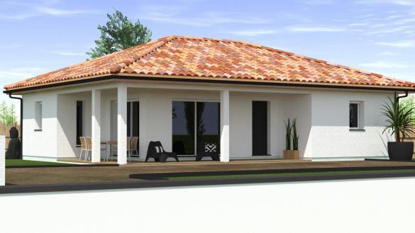 Maison à vendre .(78 m²)(SOUSTONS) avec (MAISONS CONFORECO)