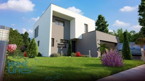 Maison à vendre .(113 m²)(RETZWILLER) avec (HOMELINES)