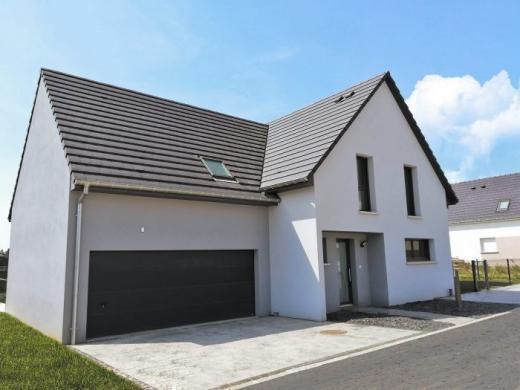 Maison à vendre .(130 m²)(HIRSINGUE) avec (HOMELINES)
