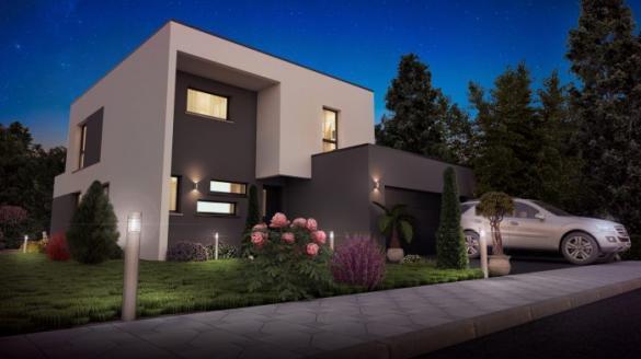 Maison à vendre .(113 m²)(LARGITZEN) avec (HOMELINES)