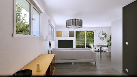 Maison à vendre .(90 m²)(UFFHEIM) avec (HOMELINES)