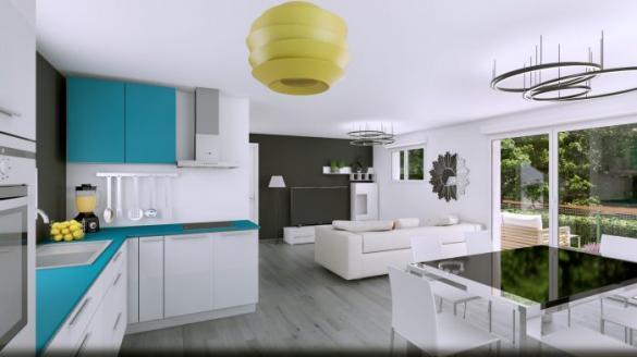 Maison à vendre .(106 m²)(WITTENHEIM) avec (HOMELINES)