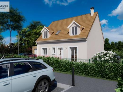 Maison à vendre .(76 m²)(MAREUIL LES MEAUX) avec (LES DEMEURES DE LA MARNE)