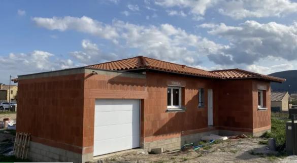 Maison+Terrain à vendre .(60 m²)(MONTESQUIEU DES ALBERES) avec (DEMEURES DU ROUSSILLON)