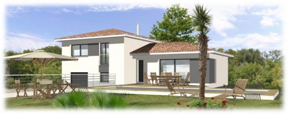 Maison+Terrain à vendre .(100 m²)(SAINT MAXIMIN LA SAINTE BAUME) avec (MAISONS BLANCHE)