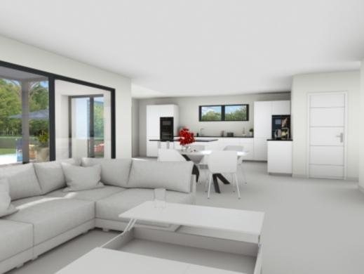Maison à vendre .(90 m²)(TEYRAN) avec (GROUPE IMMO SELECTION)