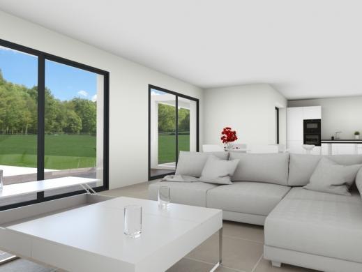 Maison à vendre .(85 m²)(GALLARGUES LE MONTUEUX) avec (GROUPE IMMO SELECTION)