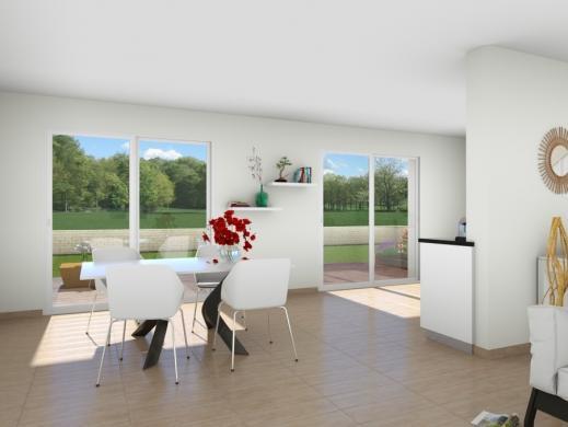 Maison à vendre .(85 m²)(LA CALMETTE) avec (GROUPE IMMO SELECTION)