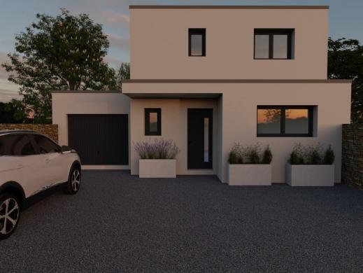 Maison à vendre .(92 m²)(BAILLARGUES) avec (GROUPE IMMO SELECTION)