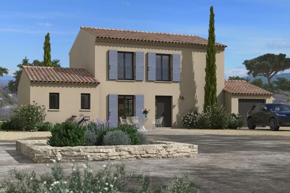 Maison+Terrain à vendre .(110 m²)(BALMA) avec (MAISONS FRANCE CONFORT)